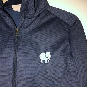 Ivory Ella Track Jacket